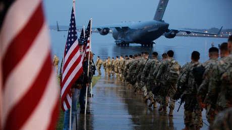 Filtran una carta que implica que la coalición liderada por EE.UU. se prepara para retirarse de Irak