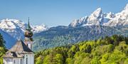 Passez l'été dans les Alpes