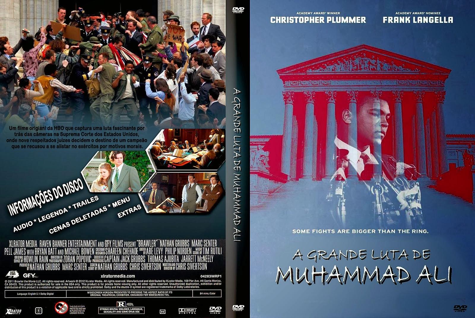 A Grande Luta de Muhammad Ali Torrent – BluRay Rip 720p Dublado (2013)