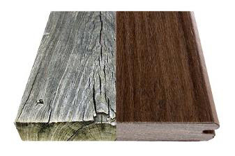 Wood Versus Composite