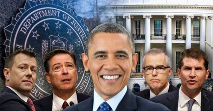 BOMBSHELL: New York Times ADMITS Obama Regime Sent Several Spies Into Trump Campaign