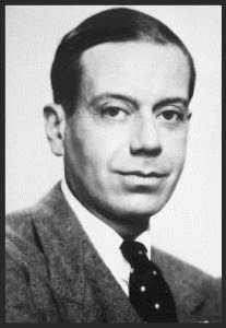 Smiling photo of Cole Porter