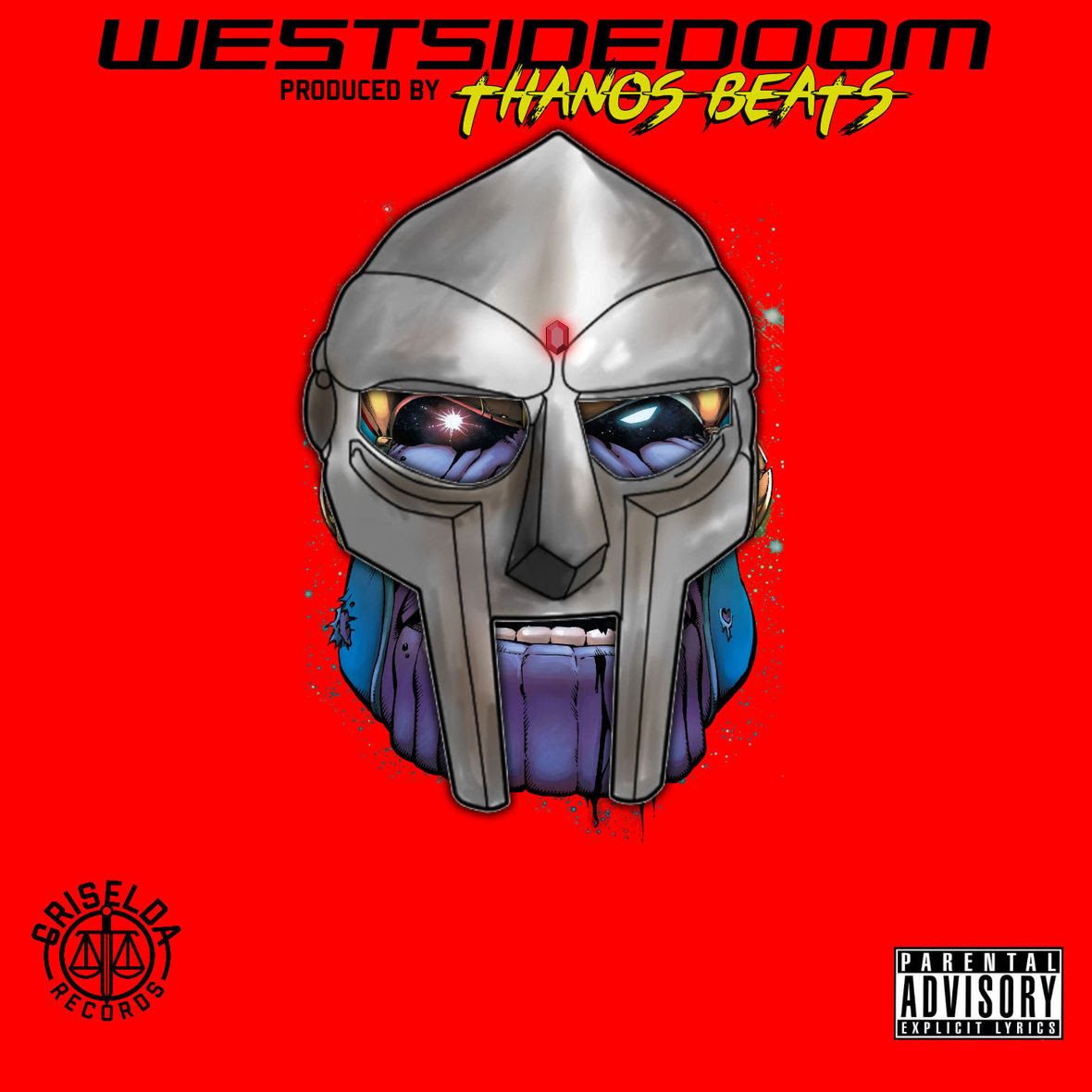 Thanos - Westside DOOM Artwork
