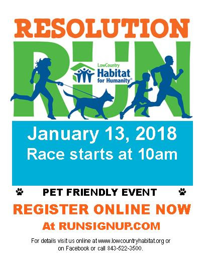 2018Resolution Run Save the Date
