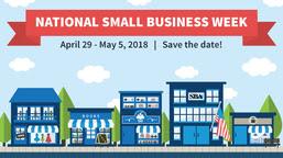 Small Business Week Logo
