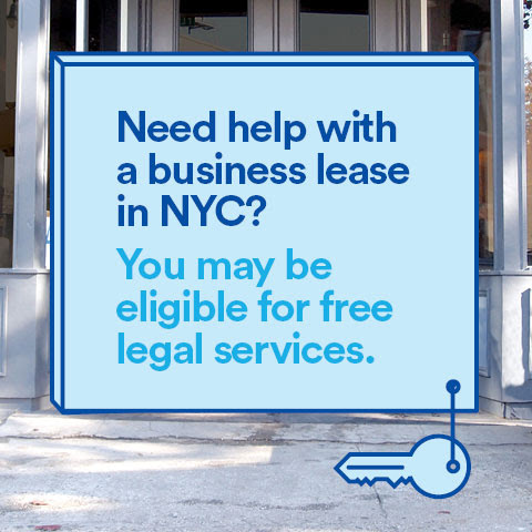 NYC Commercial Lease Assistance Program