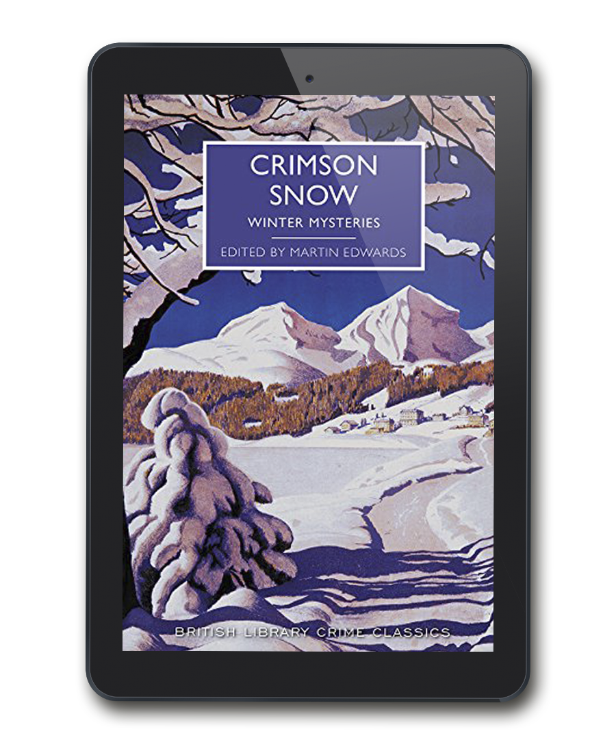 Crimson Snow: Winter Mysteries edited by Martin Edwards