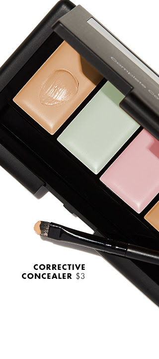 Color correcting for flawless.
