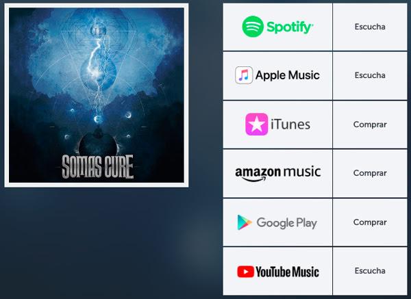 Single disponible en todas las plataformas digitales