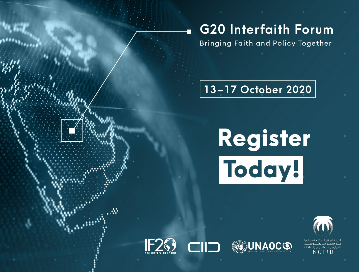 Kaiciid y el G20