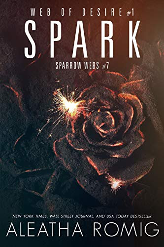 Cover for 'Spark (Web of Desire Book 1)'