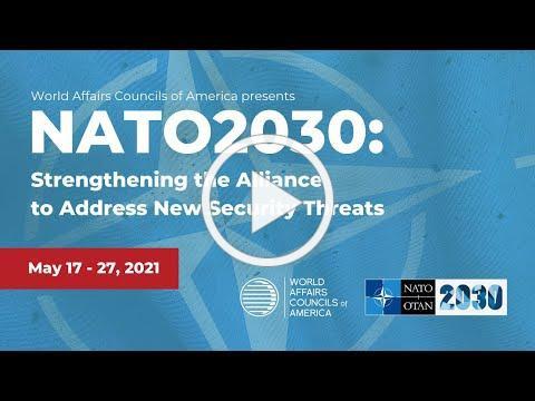NATO2030 Interview with Ambassador Baiba Braže