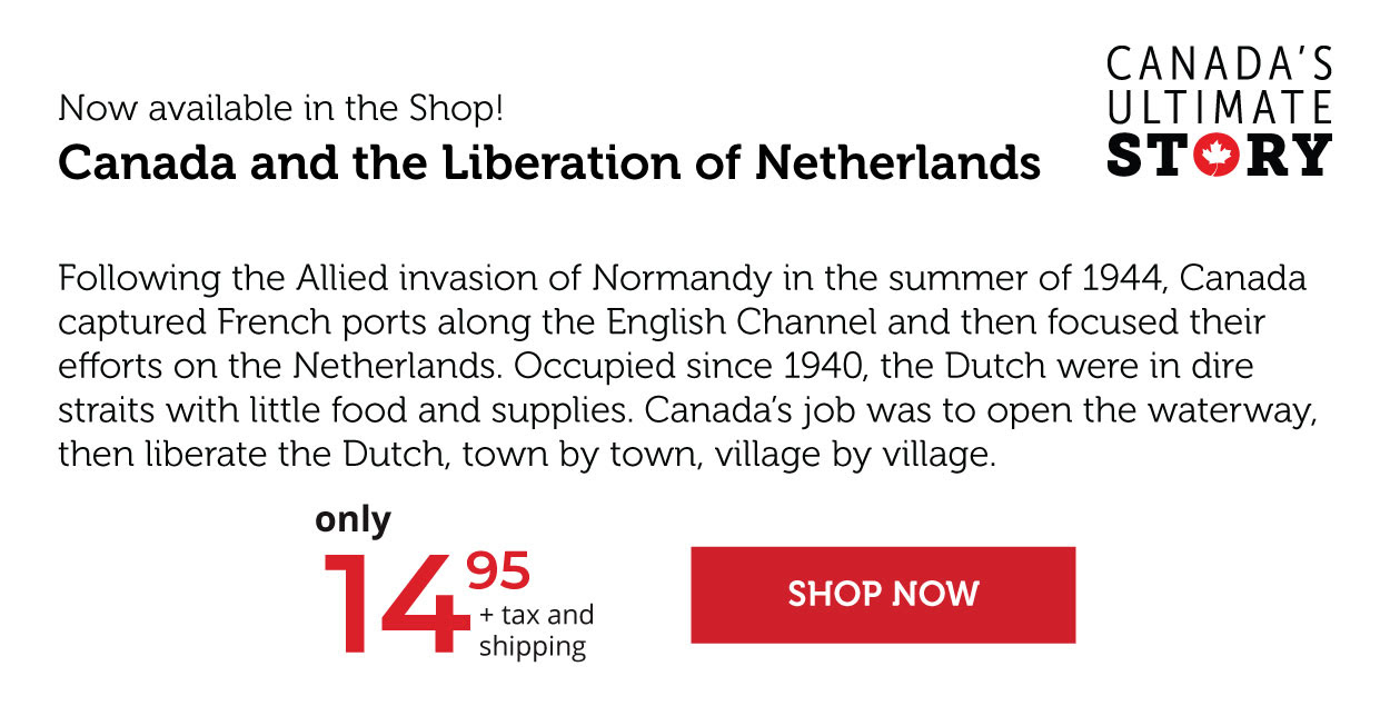 Liberation of the Netherland Special Issue - Buy Now