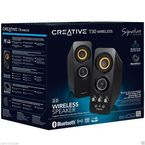 Creative T30W 2.0 Bluetooth Speakers