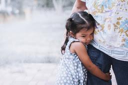 child in crisis