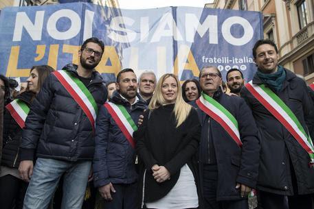 Italicum: Meloni, se PD fa legge prossima settimana la voto © ANSA