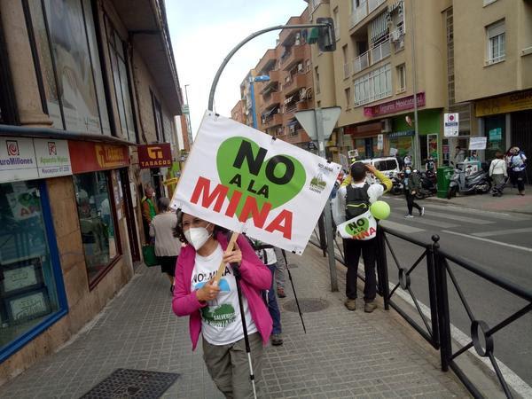 Marcha Cáceres Mérida 2