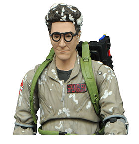 Ghostbusters Select Marshmallow Egon PX Previews Exclusive