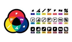 ZIPPY traz código ColorAdd nas etiquetas de suas peças como auxílio a crianças e pais daltônicos
