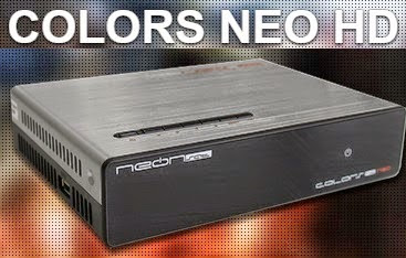 atualiza%C3%A7%C3%A3o neonsat colors Neo HD - NEONSAT COLORS NEO NOVA ATUALIZAÇÃO C81 - 13/02/2018
