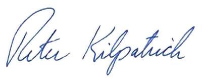 Peter Kilpatrick