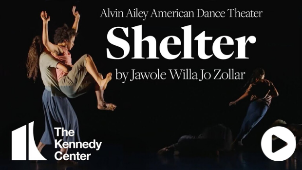 Shelter by Jawole Willa Jo Zollar | Alvin Ailey American Dance Theater