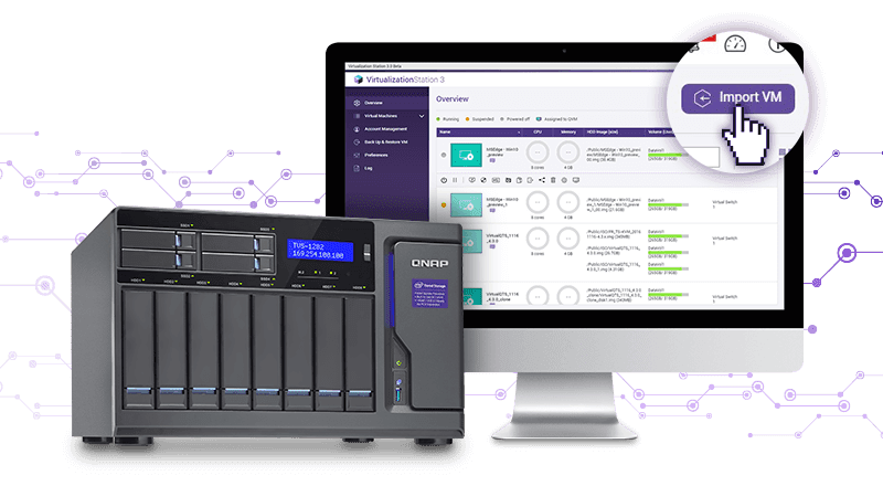 Log into your NAS with QNAP QID Easy and Secure NAS Access from Mobile Apps