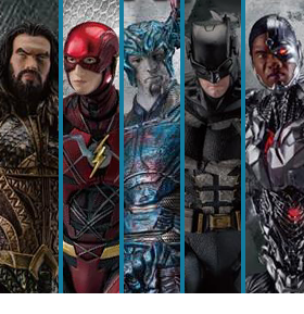 JUSTICE LEAGUE DYNAMIC 8CTION HEROES