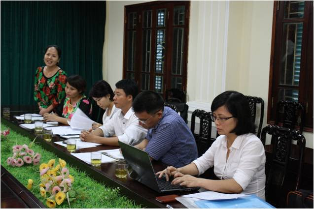 BAC GIANG PROJECTS (August,2014)