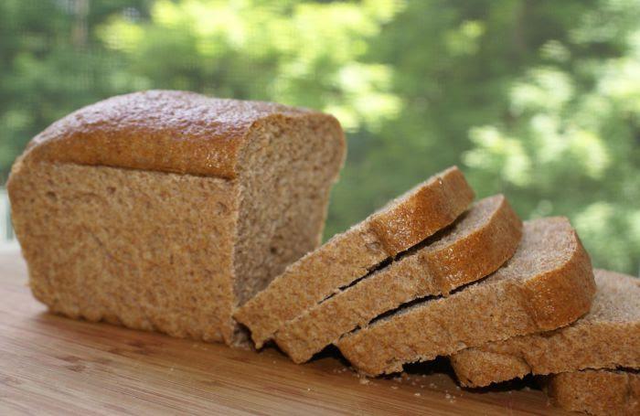 Хлеб станет свежим.