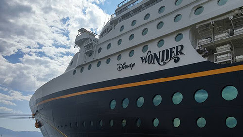 West Coast Disney Cruises