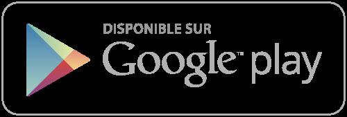 Disponible sur le Google Play Store