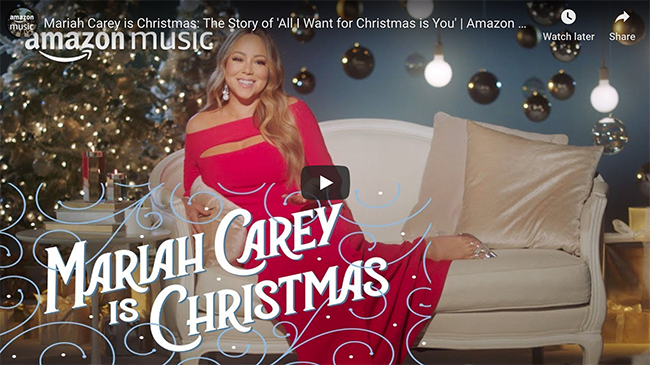 The Story Of 'All I Want For Christmas If You'