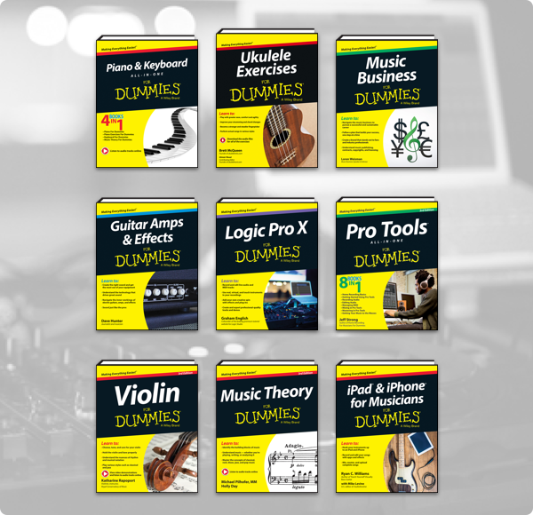 Humble Book Bundle: Learn to Play Music by Wiley