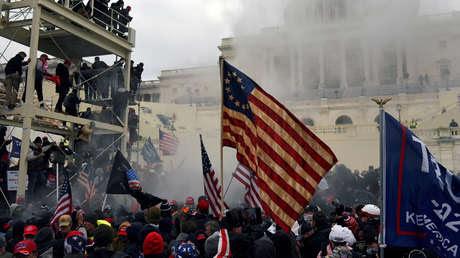 Un segundo policía de Washington se suicida tras los disturbios en el Capitolio de EE.UU.