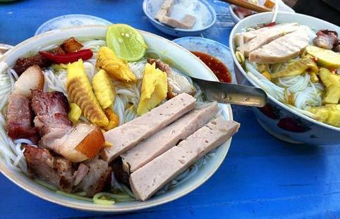 miền tây, món ăn, đặc sản, bánh xèo, bún mắm, lẩu mắm, hủ tiếu