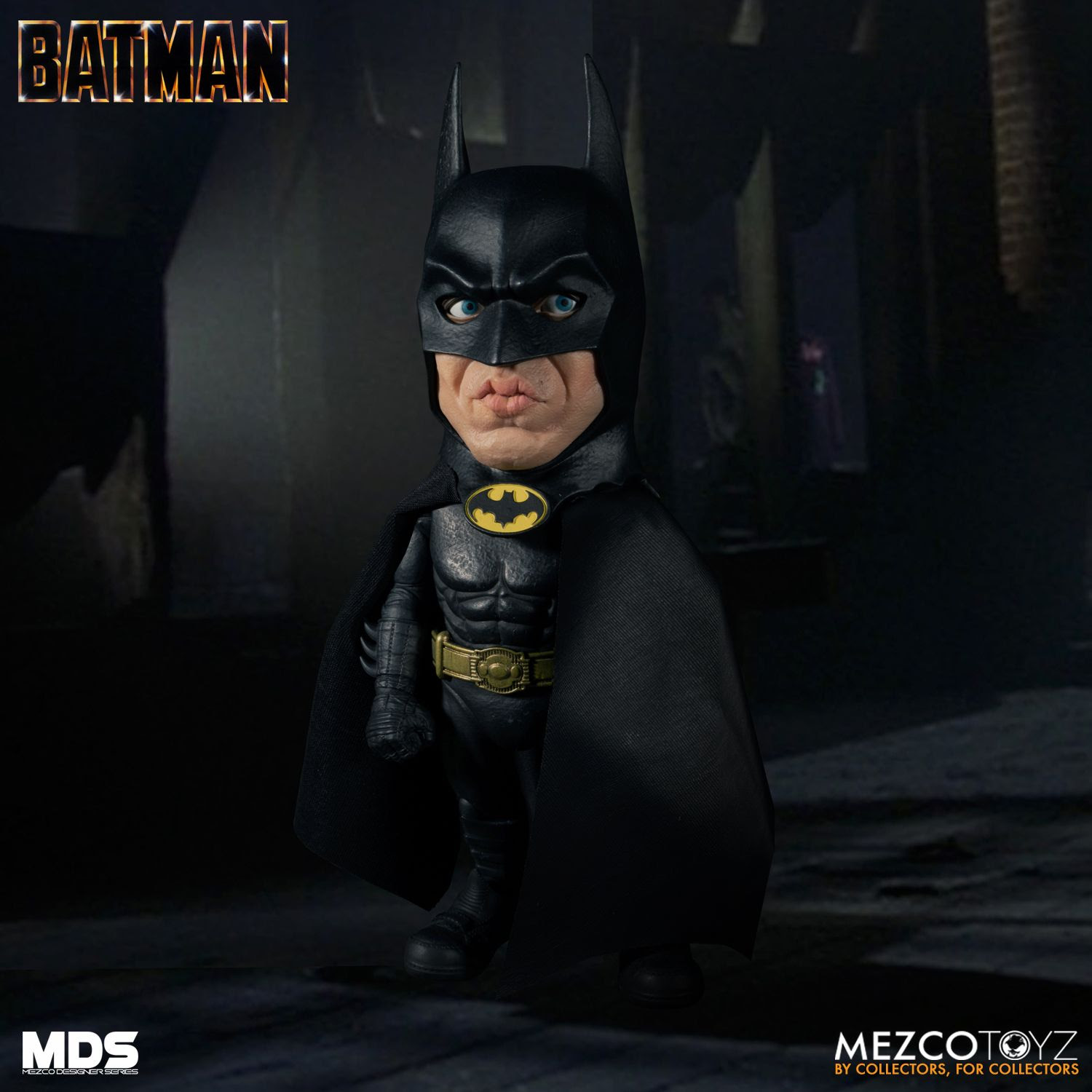 Image of Mezco Designer Series Deluxe Batman (1989) - Q1 2020