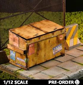 1/12 scale accessories