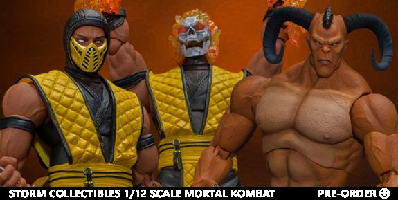 Mortal Kombat VS Series