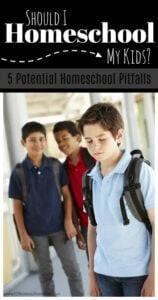Should i homeschool my child