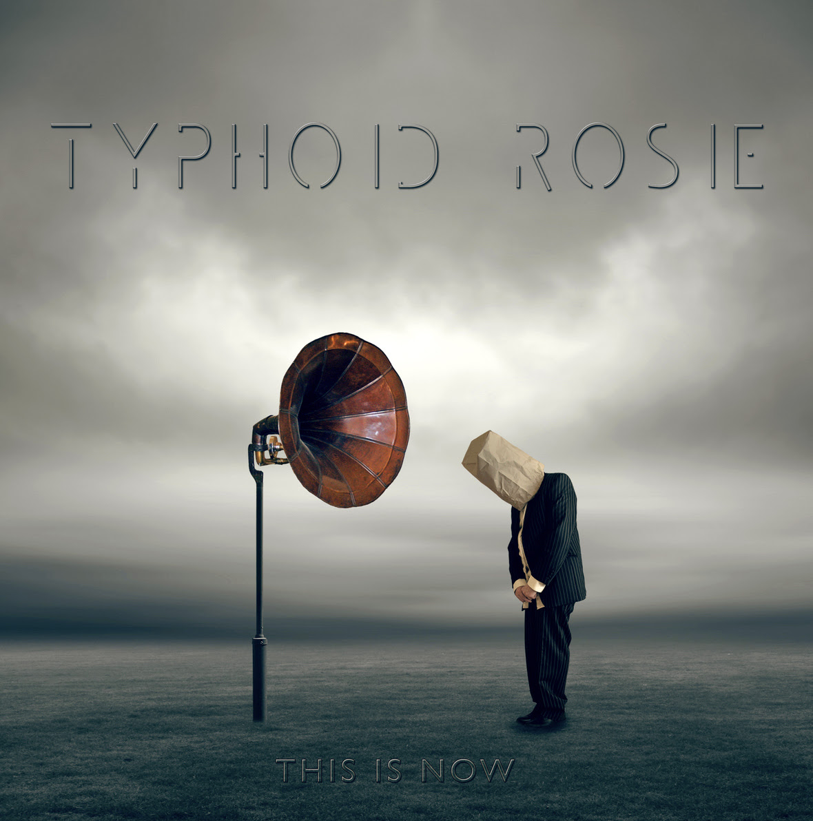 typhoid rosie this is now album art