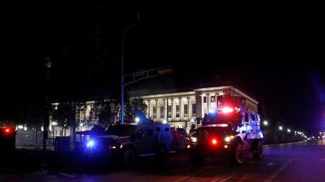 Dos muertos y un herido de bala en Kenosha tras otra noche de violentas protestas