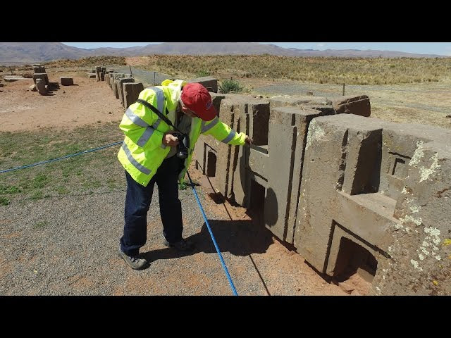Puma Punku In Bolivia: High Tech Megalithic Site Destroyed 12,000 Years Ago  Sddefault
