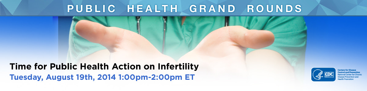 Infertility Grand Rounds Banner