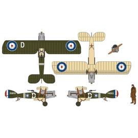 AA28801   Corgi 1:48   Bristol F2B Fighter D-8063 RAF No.139 Squadron Villaverla Italy Sept 1918