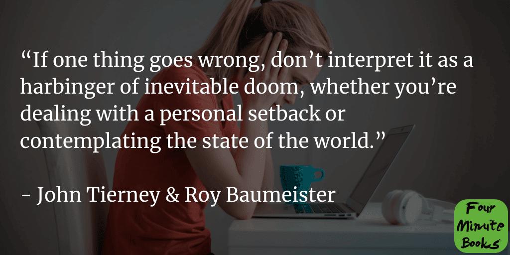 The Power Of Bad Summary