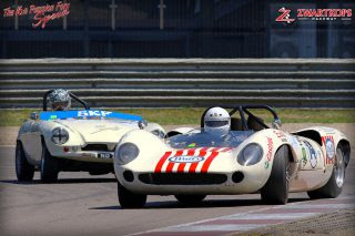 The 45-minute South African Tourist Trophy race will see several Ford GT40 entries on track