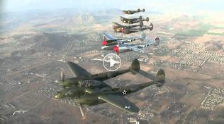 P-38 Video
