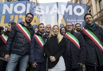 Italicum: Meloni, se PD fa legge prossima settimana la voto (ANSA)