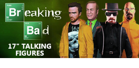 BREAKING BAD TALKING FIGURES